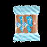Конфеты Ирис со сгущенным молоком тираженный полутвердый Тимоша АПК