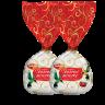 Конфеты Птичье молоко вкус клубника со сливками РотФронт