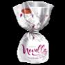 Конфеты Новелла с желе вкус ягоды Красный Октябрь